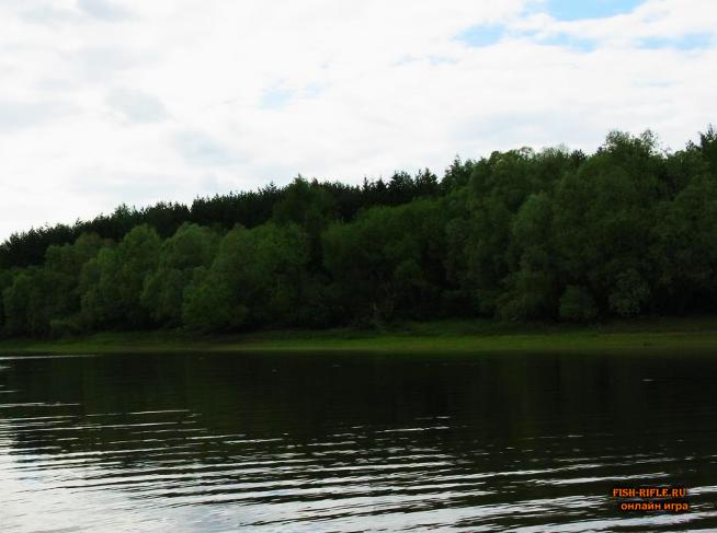 Можайское водохранилище — всё о рыбалке